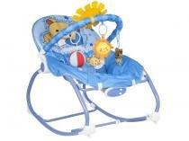 Cadeirinha de Descanso Bouncer Vibratória - Reclinável Baby Style Verão 0 a 18kg