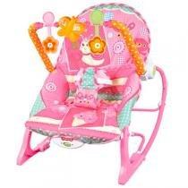 Cadeirinha de Repouso (0m+) Encanto Rosa 68113 - Baby Style - Baby Style