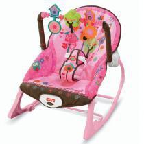 Cadeirinha Infância Sonho Rosa - Fisher-Price - Fisher price