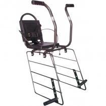 Cadeirinha Infantil com Assento Anatômico para Bagageiro de Bicicletas Altmayer AL-17 -