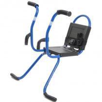 Cadeirinha Infantil Dianteira para Bicicletas Altmayer AL-01 Azul -