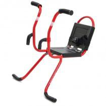 Cadeirinha Infantil Dianteira para Bicicletas Altmayer AL-01 Vermelho -