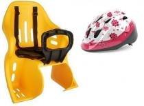 Cadeirinha Infantil Kalf Kid com capacete Kid Polisport -