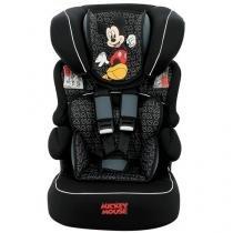 Cadeirinha para Auto Team Tex Disney Beline Luxe - Mickey Mouse Vite para Crianças até 36kg