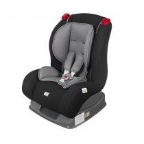 Cadeirinha para Carro Atlantis 04100.23 Preto/Cinza - Tutti Baby - Tutti Baby