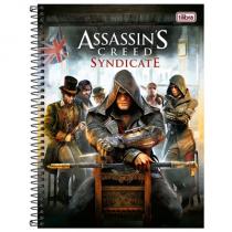 Caderno Assassins Creed (320F) 16x1 Capas Sortidas - Tilibra - Tilibra