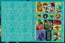 Caderno Ben 10 Top Brochurao Omniverse - 96 folhas - Capa Dura Tilibra