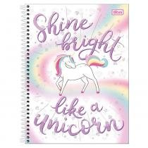 Caderno Blink - Shine Bright - 1 Matéria - Tilibra -