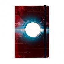 Caderno de Notas Homem De Ferro Vingadores - Studiogeek - Studio geek