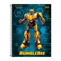 3004a3fc5c Caderno Espiral Capa Dura Universitário Bumblebee 160 Folhas - Tilibra -