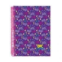 Caderno Universitário 10 Matérias 200 Folhas Paris - Dac Dac