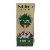 Café Gelado Natural com Leite de Amêndoas Natuterra 200ml -
