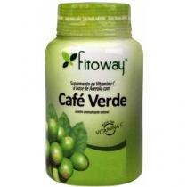 Café Verde 400mg 60 Cápsulas - Fitoway