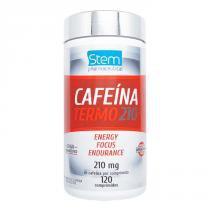 Cafeína 210mg Stem - 120 comprimidos - Stem pharmaceutical