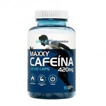 Cafeina 420Mg 90Caps Global Nutrition - Termogenico -