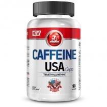 Cafeína USA Mdiway 90 cápsulas - Midway