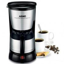 Cafeteira Arno Gran Perfectta Thermo 110V Preta Inox com Jarra Térmica Capacidade 24 Xícara -