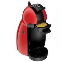 Cafeteira Arno Piccolo Dolce Gusto Vermelha 1340 Watts - 220 Volts - Arno