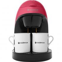 Cafeteira Cadence Single Colors Rosa Doce -