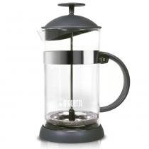 Cafeteira de vidro French Press Bialetti cinza 1 litro - 28359 - Bialetti