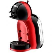 Cafeteira Elétrica Arno Nescafé Dolce Gusto - Mini Me Preto e Vermelho