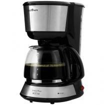 Cafeteira Elétrica Britânia Inox Plus BCF36I - Preta 30 Xícaras