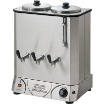 Cafeteira Elétrica Industrial Marchesoni - Profissional 8L Inox