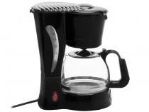 Cafeteira Elétrica Lenoxx Fast 14 Xícaras  Preto