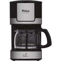 Cafeteira Elétrica Philco PH31 30 Xícaras Inox - Preto
