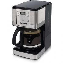Cafeteira Elétrica Programável 4401 Prata/Preta Oster - 220V - Oster