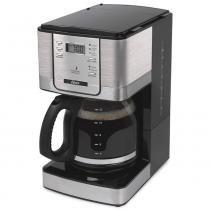 Cafeteira Elétrica Programável Até 36 Xícaras 4401 Oster 220V - Preta - Oster