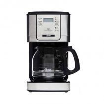 Cafeteira Elétrica Programável Oster 1,5L Preta - BVSTDC4401-017 127V - Oster