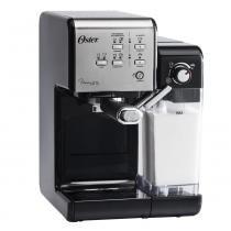 Cafeteira Espresso PrimaLatte Black 220V - Oster -