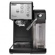 Cafeteira Espresso PrimaLatte II Preta 110V - Oster -