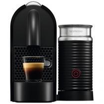 Cafeteira Expresso 19 Bar Nespresso UMilk - Black
