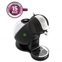 Cafeteira Expresso Arno 15bar Nescafe Dolce Gusto Melody - Preta - 127v -