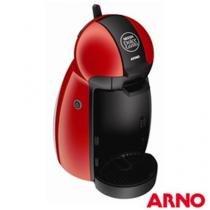 Cafeteira Expresso Dolce Gusto Piccolo Vermelha com pressão de 15 bar DP02 110V  - Arno - Arno