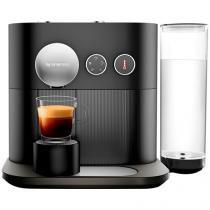 Cafeteira Expresso Nespresso Expert Black - com Kit de Boas Vindas 14 Cápsulas