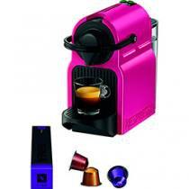 Cafeteira Expresso Nespresso Inissia Edição limitada Fucsia - Nespresso