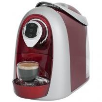 Cafeteira Expresso Três Corações - Modo Automática - Multibebidas Vermelho