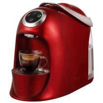 Cafeteira Expresso Três Corações Versa - Automática Multibebidas Vermelho