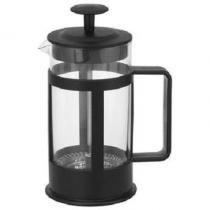 Cafeteira francesa chaleira grande em vidro cremeira bule prensa french press 300ml - Gimp