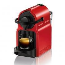 Cafeteira Inissia 110V Vermelha Nespresso - Nespresso