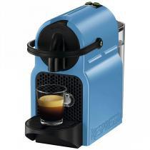 Cafeteira inissia nespresso azul oceano 220v automática - d40-br3-pb-ne - Nespresso