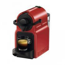 Cafeteira inissia nespresso vermelha 110v automática - c40-br-re-ne -