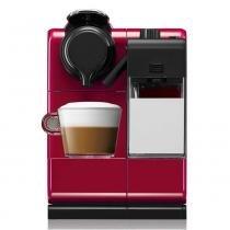 Cafeteira Lattissima Touch Vermelha Nespresso -