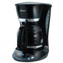 Cafeteira Oster Black Programável - 127V - Oster