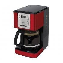 Cafeteira Oster Flavor Vermelha Programável - 220V - Oster