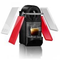 Cafeteira pixie clip nespresso white and coral 110v automática - d60-br-wr-ne - Nespresso