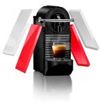 Cafeteira pixie clip nespresso white and coral 220v automática - d60-br3-wr-ne -